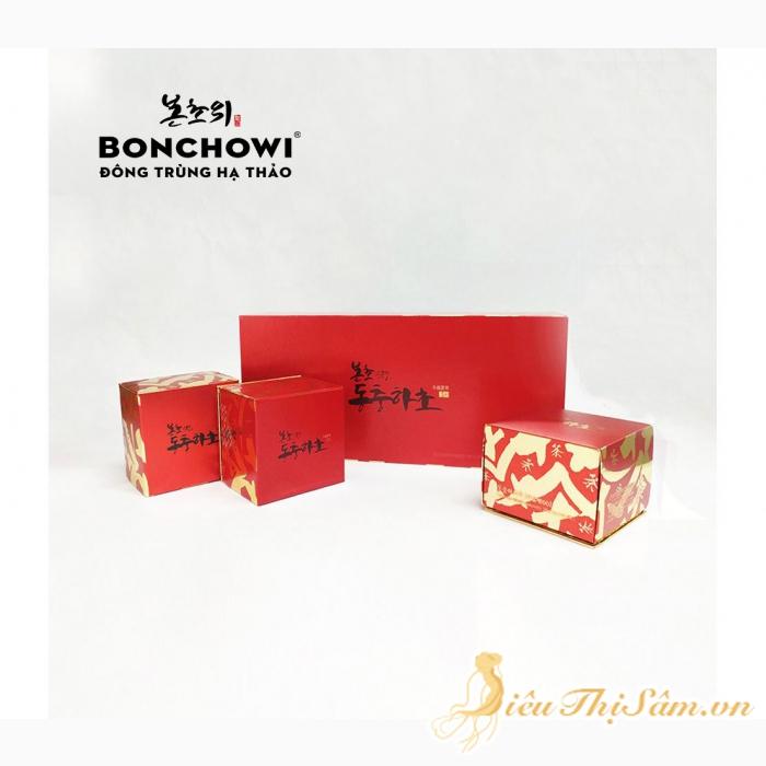 ĐÔNG TRÙNG HẠ THẢO BONCHOWI