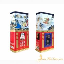 HỒNG SÂM CỦ KHÔ CHÍNH PHỦ CHEONG KWAN JANG KGC 600G 19 CỦ 15PCS