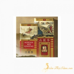 RỄ LƯƠNG SÂM 40PCS 75G/6 CỦ CỦA HÀN QUỐC